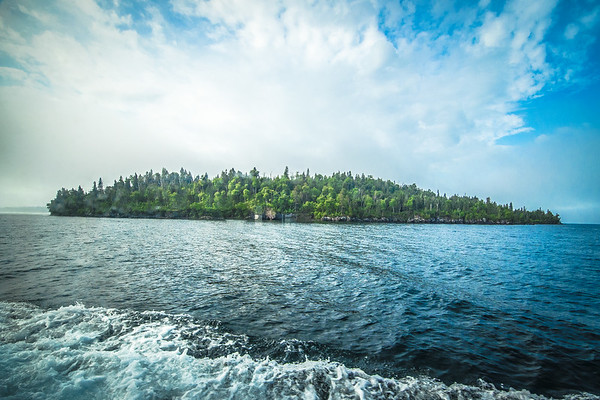 Glassy Island