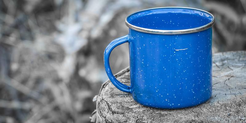 Trusty Tin Cup
