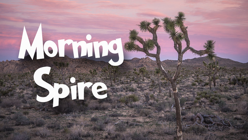 Morning Spire Slideshow with Music