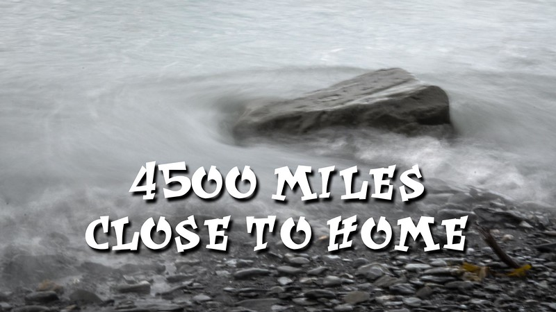 4500 Miles Close To Home Slideshow with Music