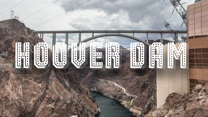 Hoover Dam Slideshow with Music