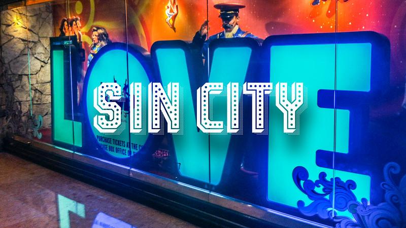 Sin City Slideshow with Music