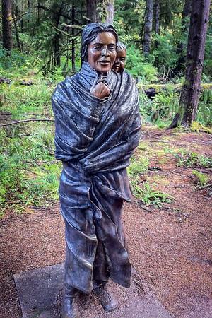 Sacagawea Herself