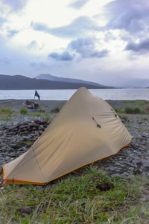 Camp Via Spit