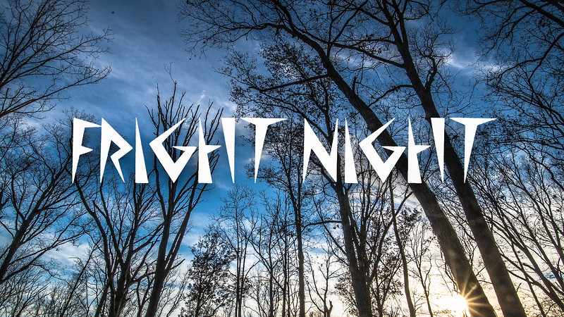 The Fright Night Slideshow with Music