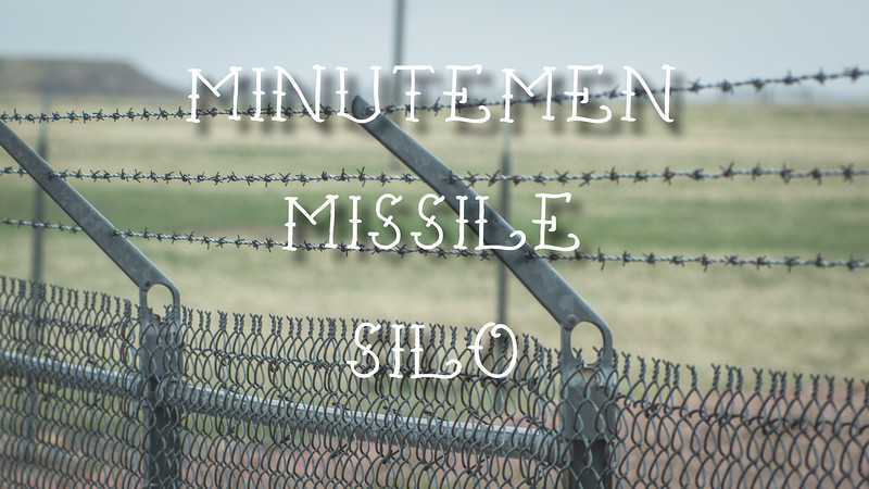 Minutemen Missile Silo Slideshow with Music