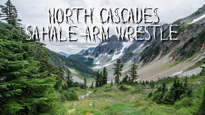 Sahale Arm Wrestle Slideshow with Music