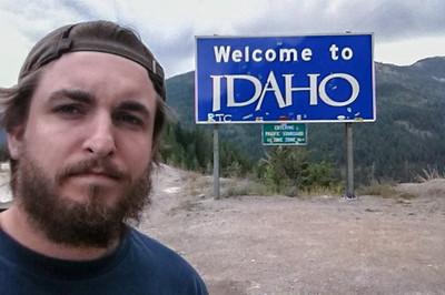 Idaho..Alaska