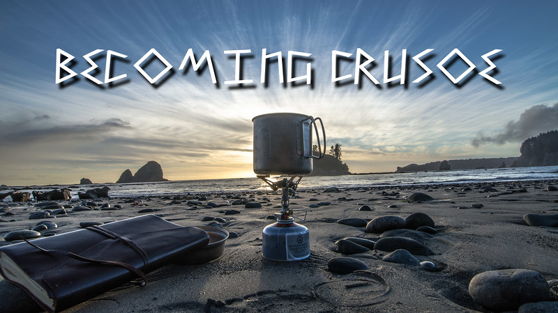 Becoming Crusoe Slideshow with Music