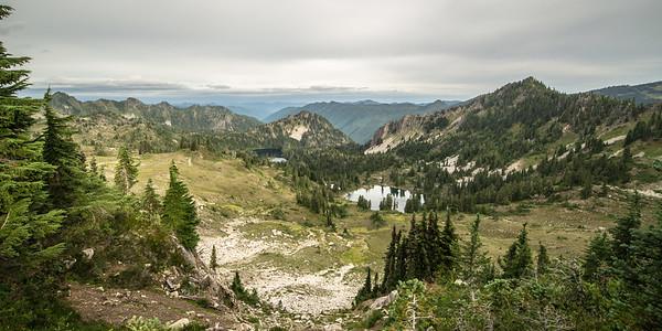 Lake Hikes