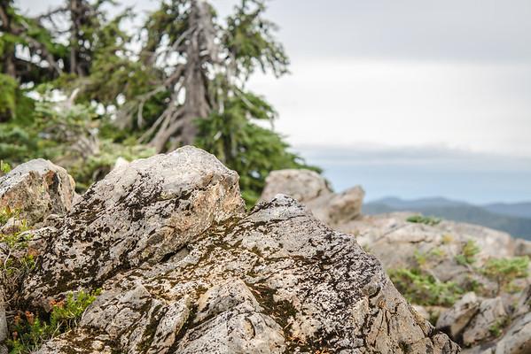 Worn Rocks