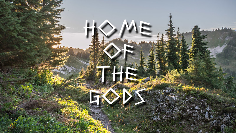 Home of the Gods Slideshow with Music