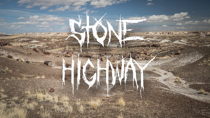 Stone Highway Slideshow with Music