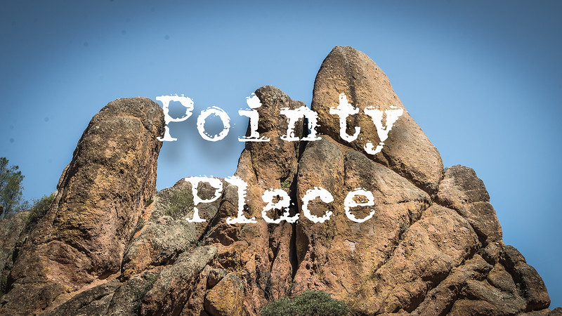 Pointy Place Slideshow With Music