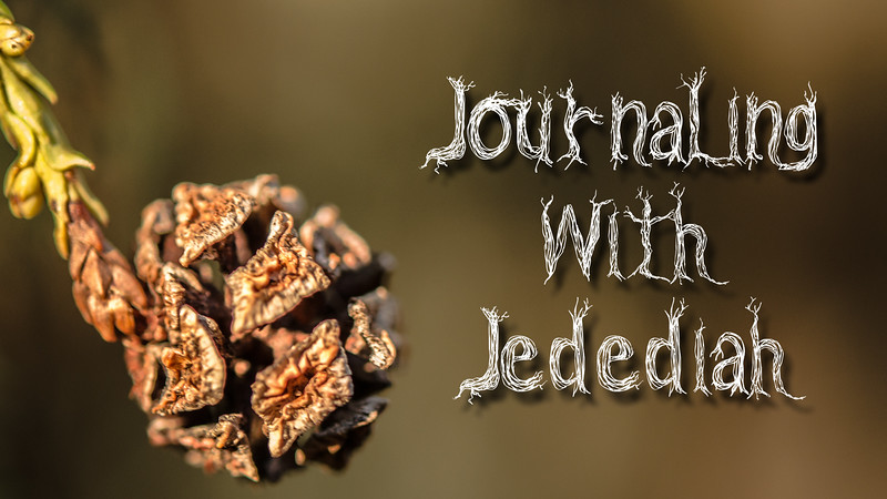 Journaling With Jedediah Slideshow with Music