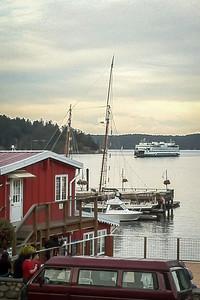 Farewell Ferry