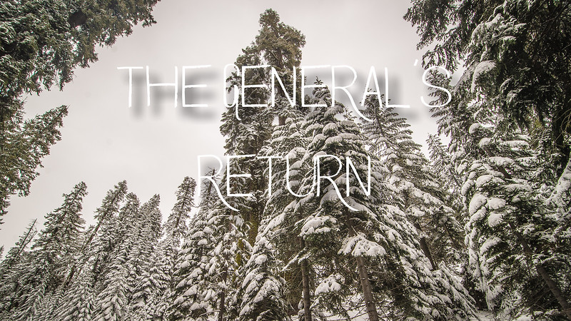 The General's Return Slideshow with Music