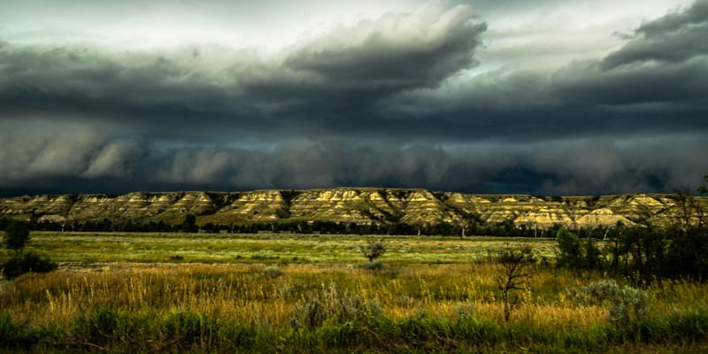 Storm A-Brewin'