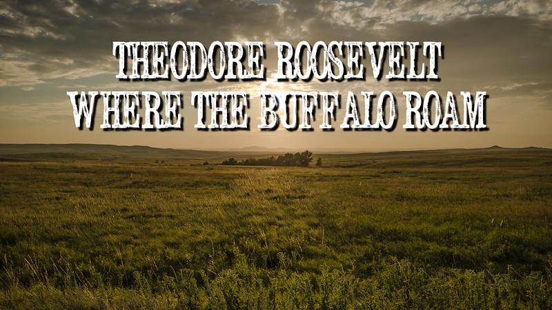 Where the Buffalo Roam Slideshow with Music