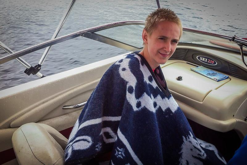 Man of Boat