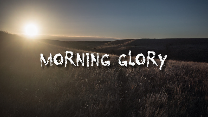 Morning Glory Slideshow with Music