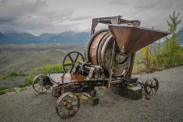 Old Timey Mining