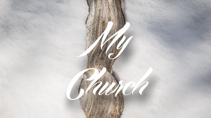My Church Slideshow with Music
