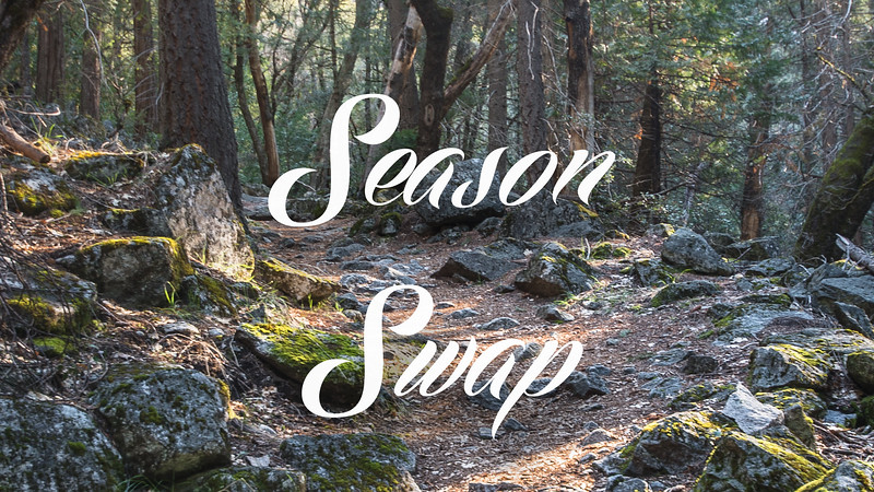 Season Swap Slideshow With Music