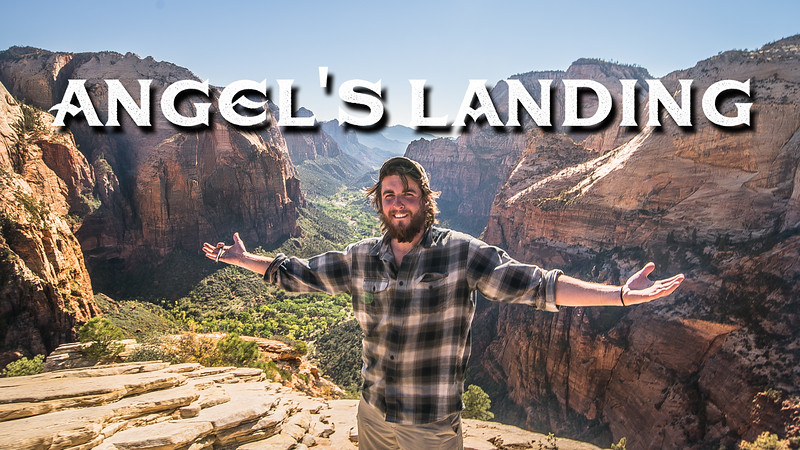 Angel's Landing Slideshow with Music