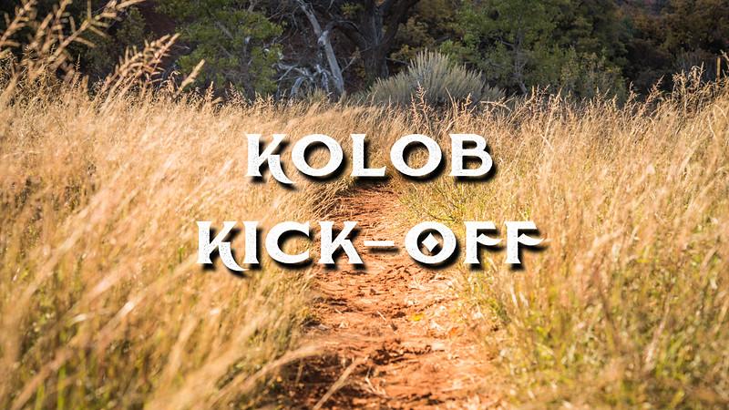 Kolob Kick-off Slideshow with Music