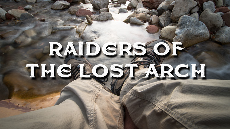 Raiders of the Lost Arch Slideshow with Music