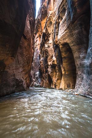 Rippled Canyon