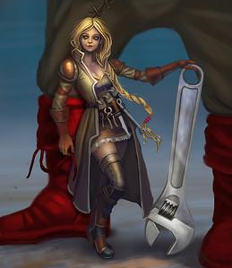 Lady  Nerak