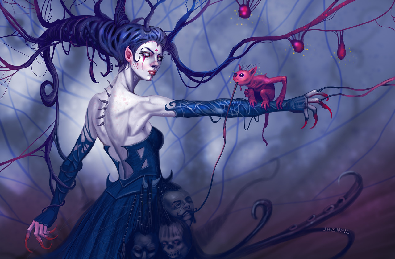 Mistress of Shadow