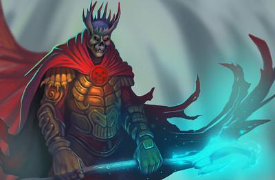 Skeletal King 2