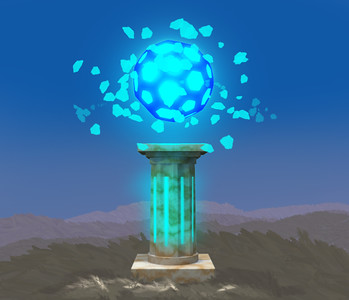 Orb of Teleportation