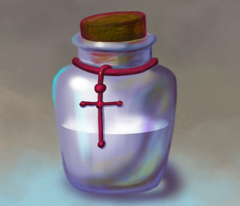 Potion of Holy Water