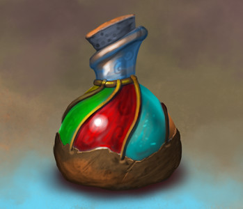 Potion of Polymorph