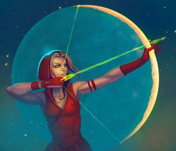 Moon Bow
