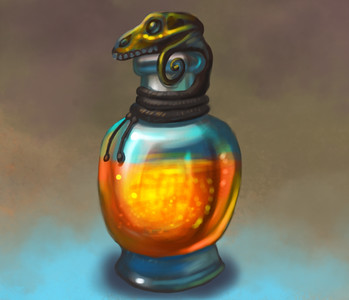Potion of Fire Breathing