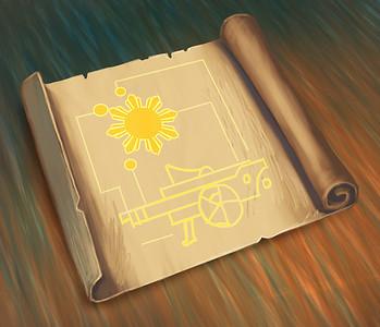 Scroll of the Sun
