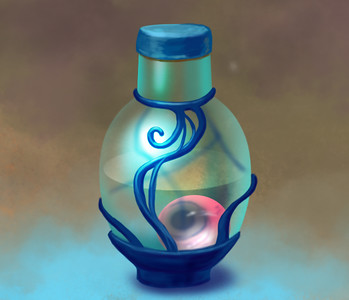 Potion of Invisibilty