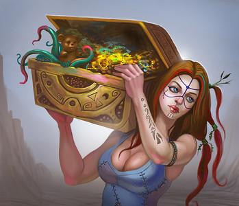 Jenivar's  Treasure  Chest
