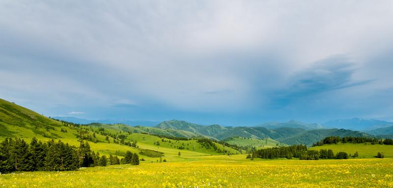 Altai Republic - Russia