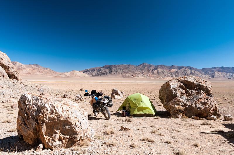 Road to Shorkul and Rangkul (lakes). Tajikistan