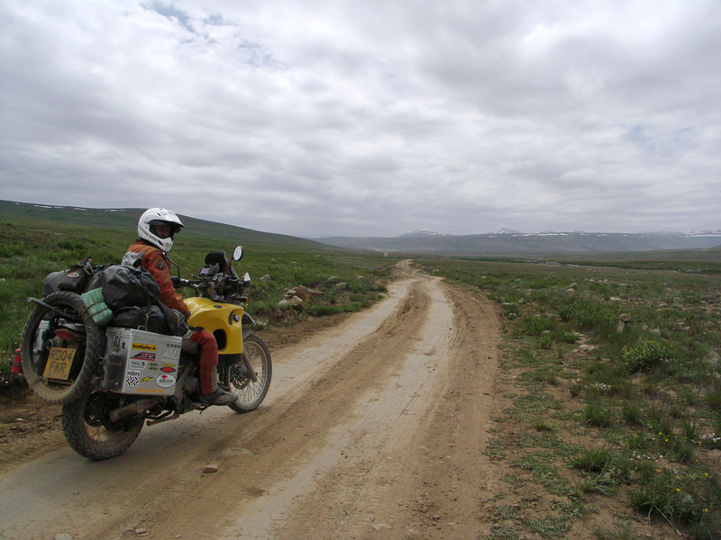 Deosai Plain