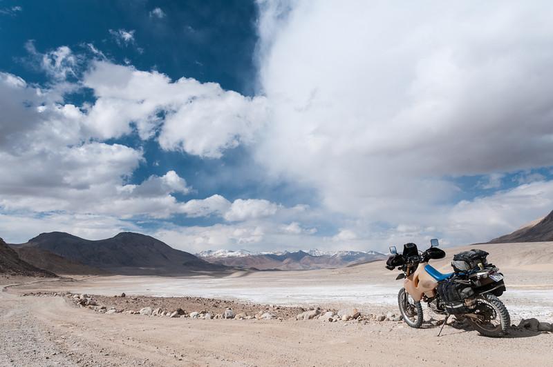 Langar - M41 Pamir Highway. Tajikistan