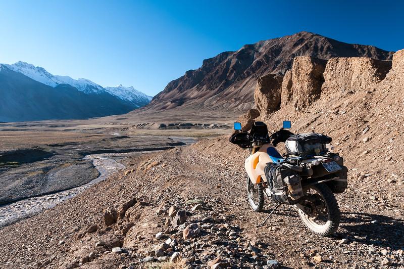 Bartang Valley. Tajikistan