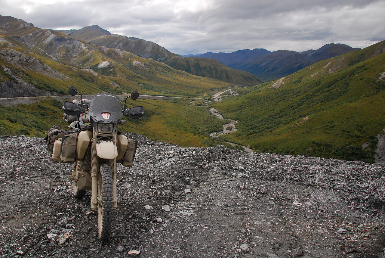 Dalton Hwy,  Alaska