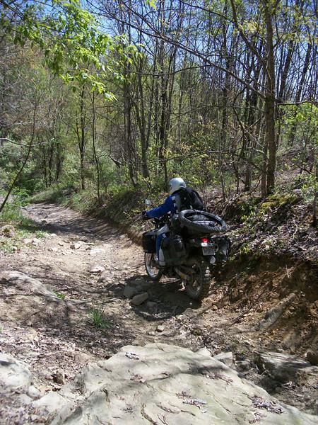 Trans West Virginia Trail Day 5alt
